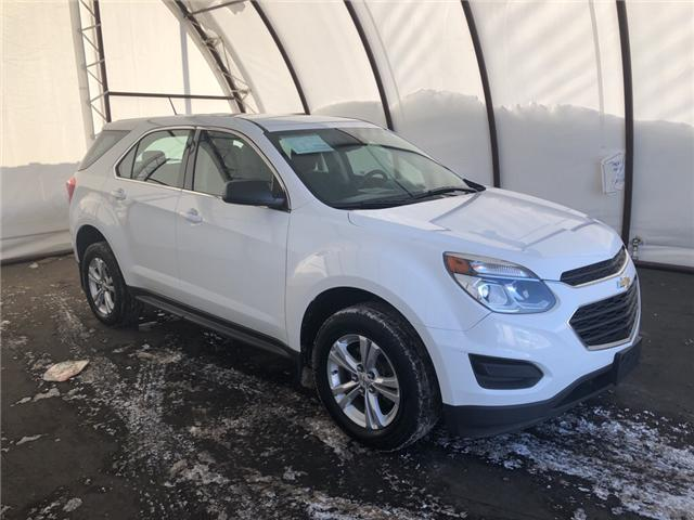 2016 Chevrolet Equinox LS (Stk: IU1293) in Thunder Bay - Image 1 of 12