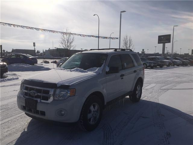 2012 Ford Escape XLT (Stk: 202947) in Lethbridge - Image 1 of 4