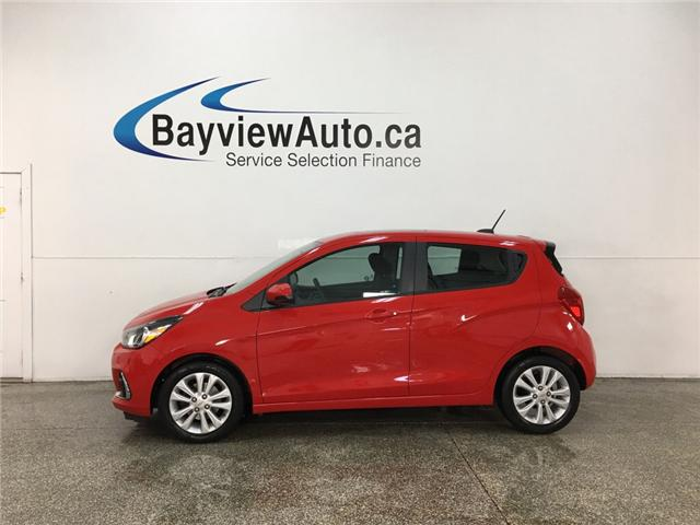 2016 Chevrolet Spark 1LT CVT (Stk: 34367J) in Belleville - Image 1 of 29