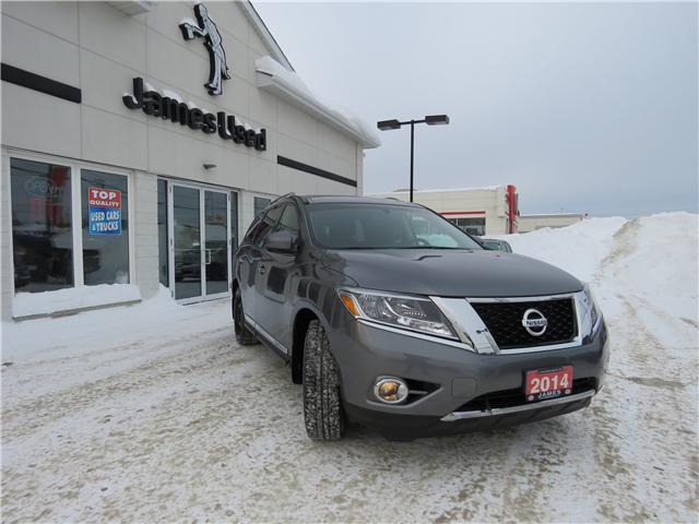 2015 Nissan Pathfinder SL (Stk: P02576) in Timmins - Image 2 of 11