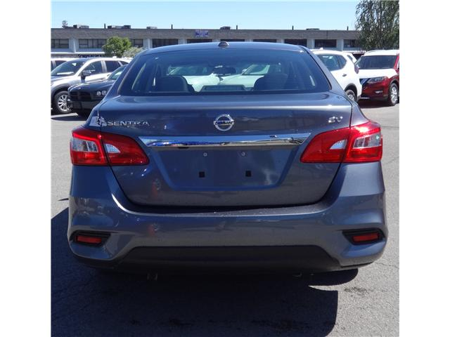 2019 Nissan Sentra 1.8 SV (Stk: D246807A) in Scarborough - Image 1 of 8