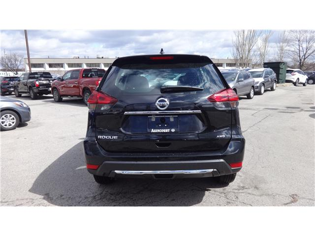 2019 Nissan Rogue S (Stk: D751318A) in Scarborough - Image 4 of 13