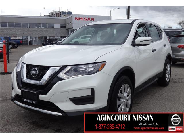 2019 Nissan Rogue S (Stk: D722379A) in Scarborough - Image 1 of 18
