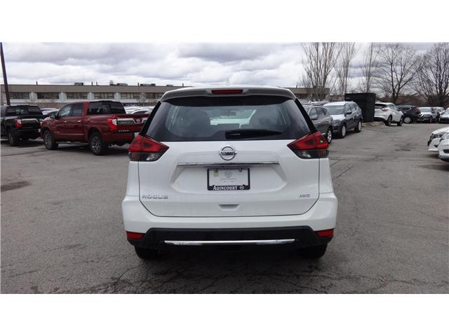 2019 Nissan Rogue S (Stk: D722379A) in Scarborough - Image 4 of 18