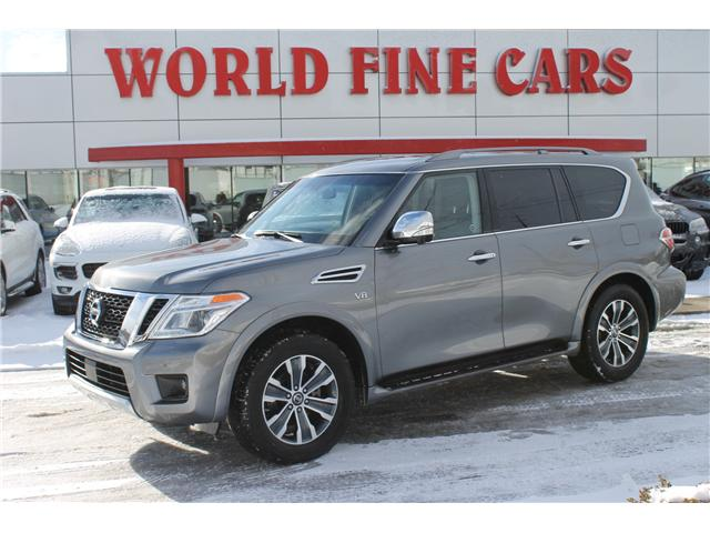2017 Nissan Armada SL (Stk: 16666) in Toronto - Image 1 of 30