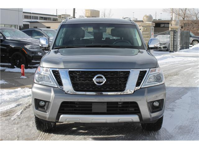 2017 Nissan Armada SL (Stk: 16666) in Toronto - Image 2 of 30