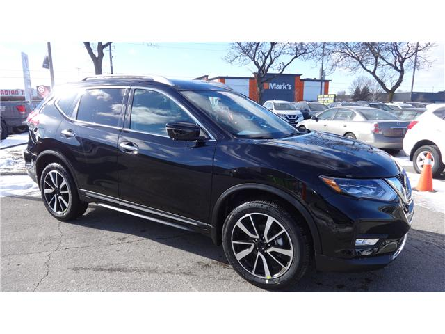 2019 Nissan Rogue SL (Stk: D714359A) in Scarborough - Image 1 of 15