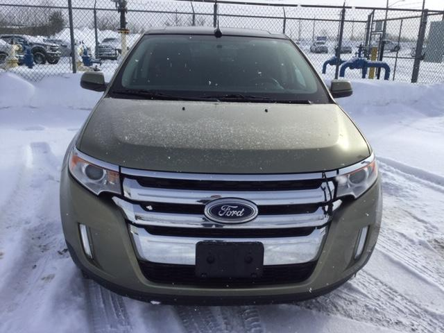 2012 Ford Edge SEL (Stk: U-3776) in Kapuskasing - Image 2 of 8