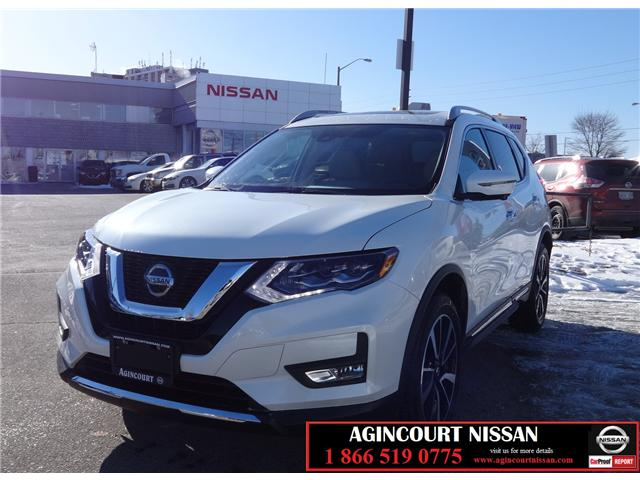 2019 Nissan Rogue SL (Stk: D712861A) in Scarborough - Image 1 of 20