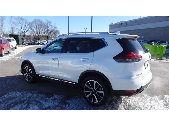 2019 Nissan Rogue SL (Stk: D712861A) in Scarborough - Image 3 of 20