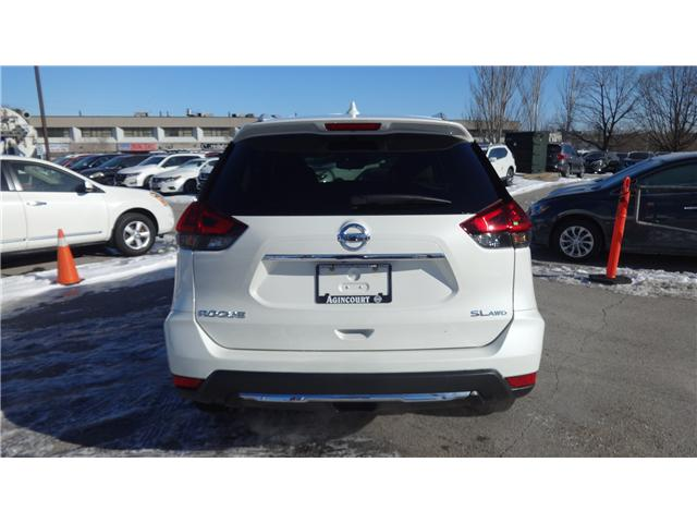 2019 Nissan Rogue SL (Stk: D712861A) in Scarborough - Image 4 of 20