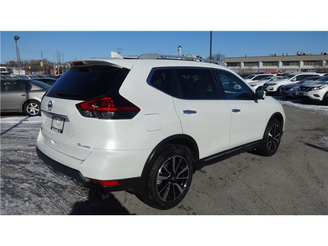 2019 Nissan Rogue SL (Stk: D712861A) in Scarborough - Image 5 of 20