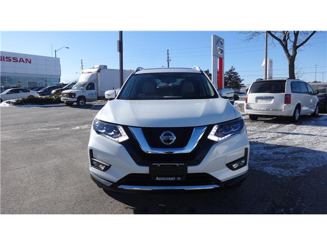 2019 Nissan Rogue SL (Stk: D712861A) in Scarborough - Image 8 of 20