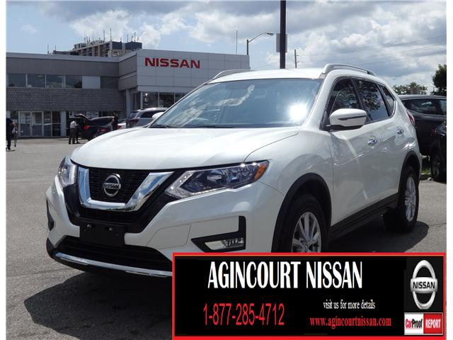 2019 Nissan Rogue SV (Stk: D721036A) in Scarborough - Image 1 of 20