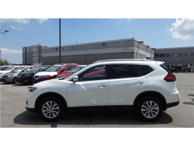 2019 Nissan Rogue SV (Stk: D721036A) in Scarborough - Image 2 of 20