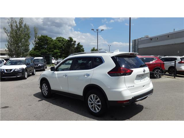 2019 Nissan Rogue SV (Stk: D721036A) in Scarborough - Image 3 of 20