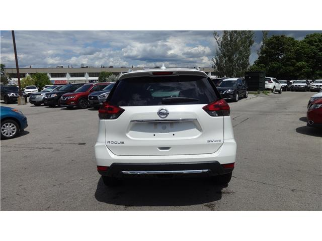 2019 Nissan Rogue SV (Stk: D721036A) in Scarborough - Image 4 of 20