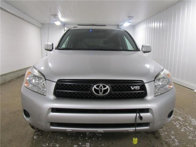 2008 Toyota RAV4 Limited V6 (Stk: 1836731) in Regina - Image 2 of 20