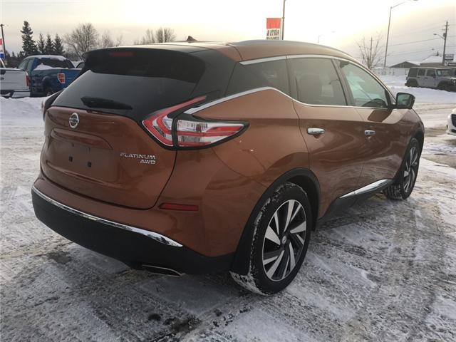 2015 Nissan Murano Platinum (Stk: 18522) in Sudbury - Image 7 of 19
