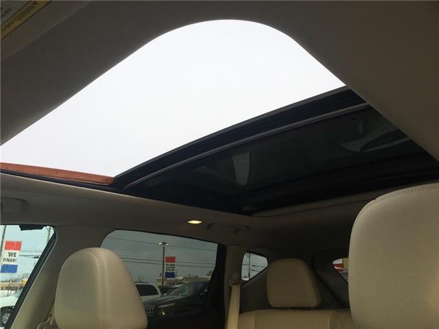 2015 Nissan Murano Platinum (Stk: 18522) in Sudbury - Image 11 of 19