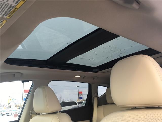 2015 Nissan Murano Platinum (Stk: 18522) in Sudbury - Image 12 of 19