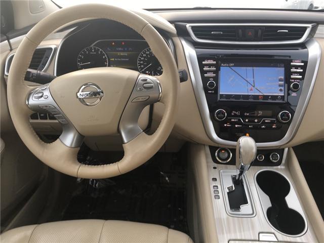 2015 Nissan Murano Platinum (Stk: 18522) in Sudbury - Image 13 of 19
