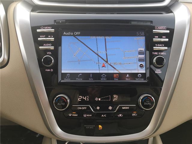 2015 Nissan Murano Platinum (Stk: 18522) in Sudbury - Image 14 of 19
