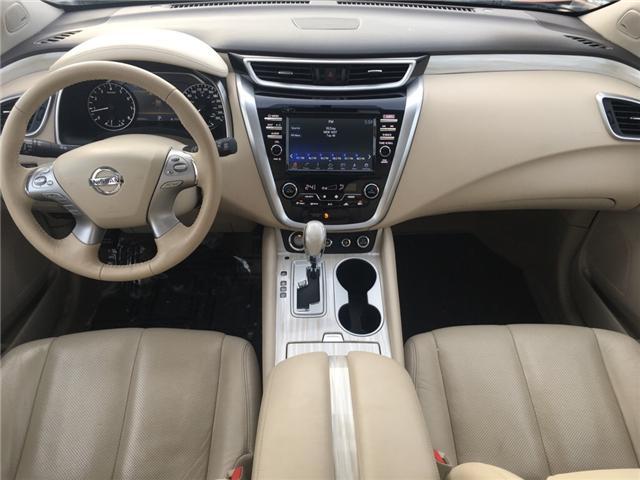 2015 Nissan Murano Platinum (Stk: 18522) in Sudbury - Image 15 of 19