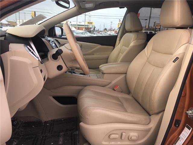 2015 Nissan Murano Platinum (Stk: 18522) in Sudbury - Image 16 of 19