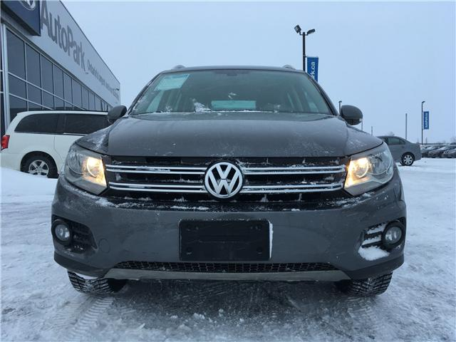 2016 Volkswagen Tiguan Highline (Stk: 16-54551MB) in Barrie - Image 2 of 29