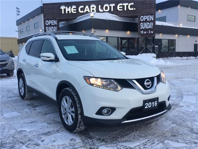 2016 Nissan Rogue SV (Stk: 18335) in Sudbury - Image 1 of 12