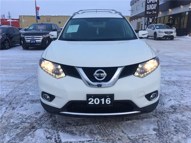 2016 Nissan Rogue SV (Stk: 18335) in Sudbury - Image 2 of 12