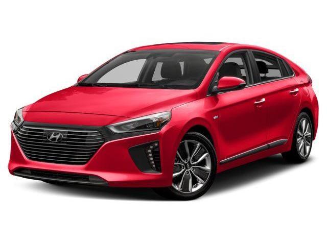 2019 Hyundai Ioniq Hybrid  (Stk: 132572) in Whitby - Image 1 of 9