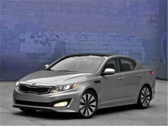 2013 Kia Optima EX Turbo + (Stk: 441373) in Truro - Image 1 of 12
