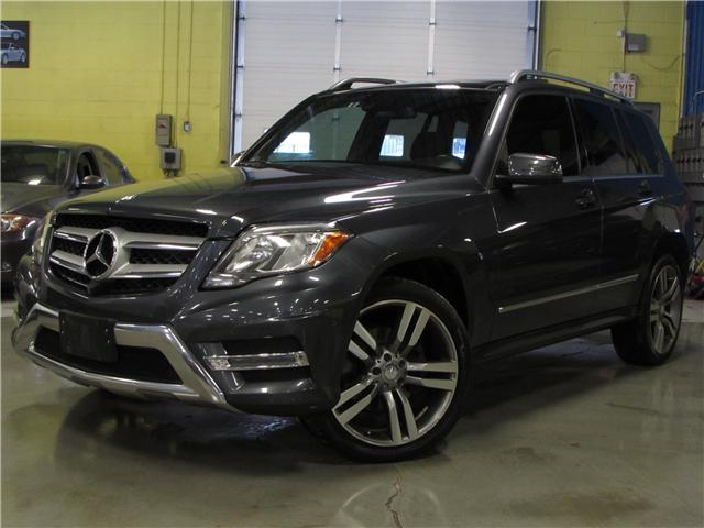 2014 Mercedes-Benz Glk-Class Base (Stk: F449) in North York - Image 1 of 21