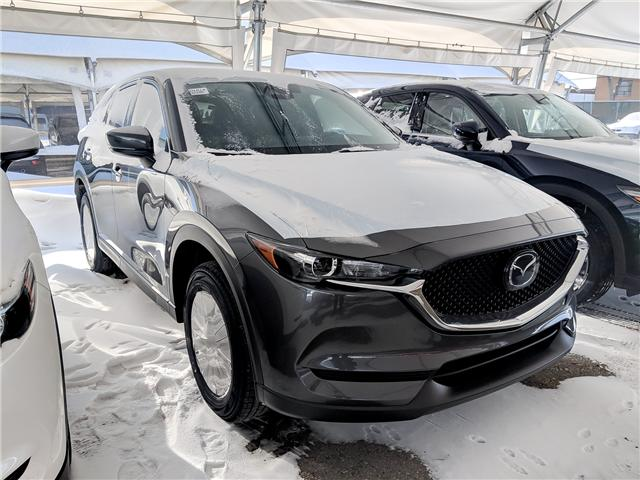 2019 Mazda CX-5 GS (Stk: H1614) in Calgary - Image 1 of 1