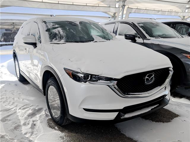 2019 Mazda CX-5 GS (Stk: H1606) in Calgary - Image 2 of 2