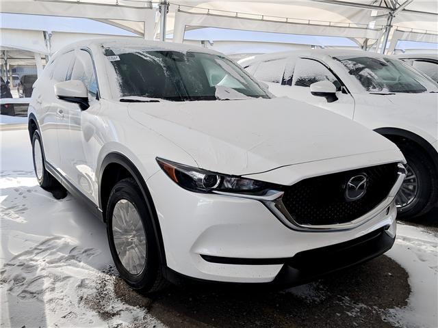 2019 Mazda CX-5 GS (Stk: H1612) in Calgary - Image 1 of 1