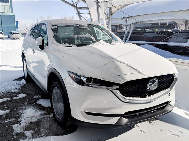2019 Mazda CX-5 GS (Stk: H1611) in Calgary - Image 1 of 1