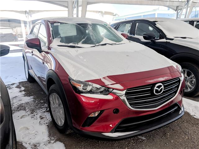 2019 Mazda CX-3 GS (Stk: H1605) in Calgary - Image 1 of 1
