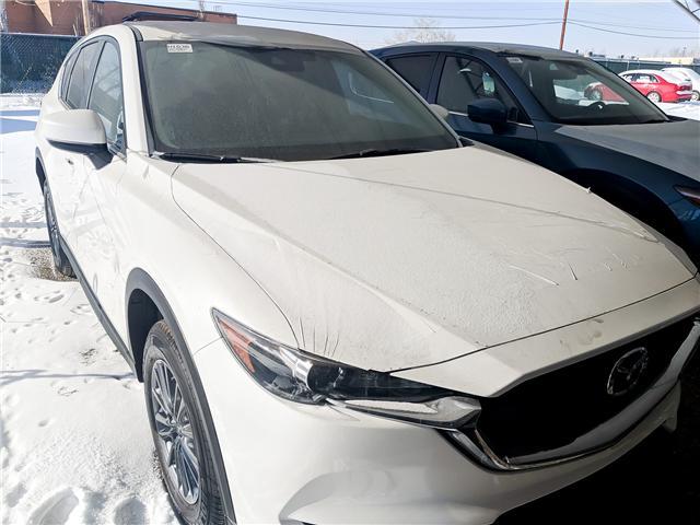 2019 Mazda CX-5 GX (Stk: H1636) in Calgary - Image 1 of 1