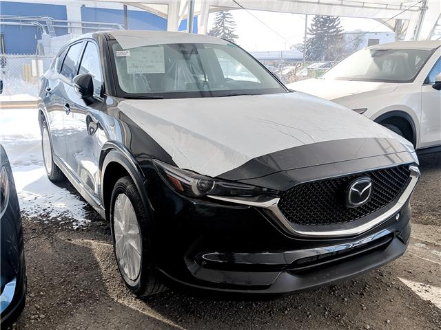2019 Mazda CX-5 GT w/Turbo (Stk: H1615) in Calgary - Image 1 of 1
