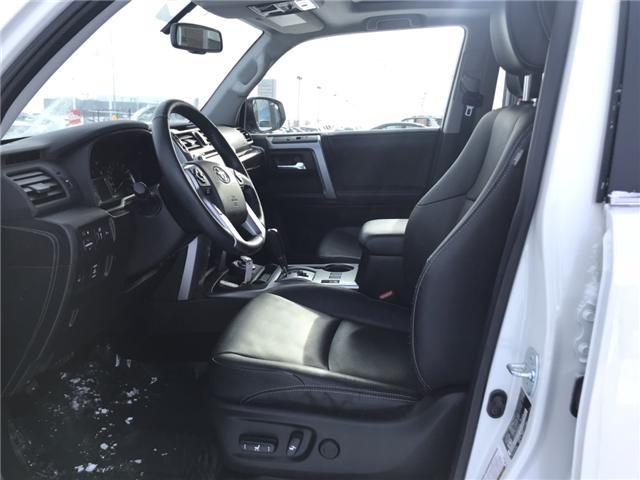 2018 Toyota 4Runner SR5 (Stk: 2807) in Cochrane - Image 7 of 23