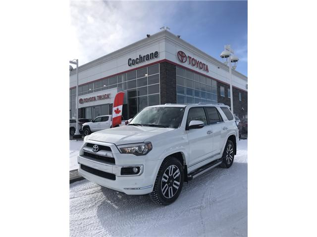 2018 Toyota 4Runner SR5 (Stk: 2807) in Cochrane - Image 1 of 23