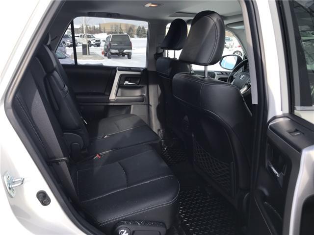 2018 Toyota 4Runner SR5 (Stk: 2807) in Cochrane - Image 13 of 23