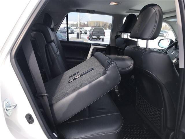 2018 Toyota 4Runner SR5 (Stk: 2807) in Cochrane - Image 14 of 23