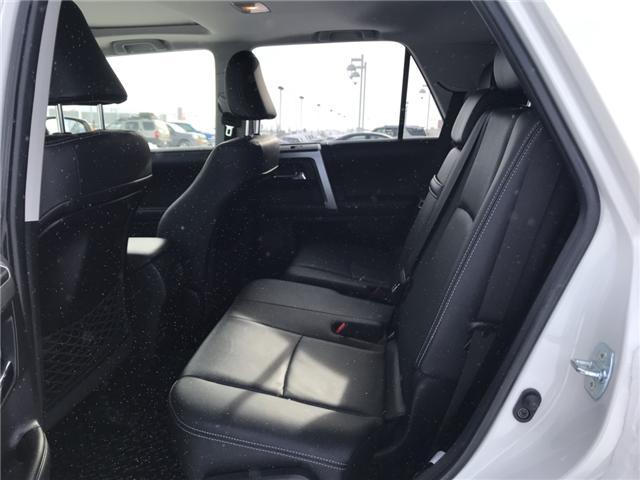 2018 Toyota 4Runner SR5 (Stk: 2807) in Cochrane - Image 15 of 23