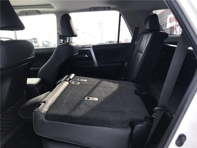 2018 Toyota 4Runner SR5 (Stk: 2807) in Cochrane - Image 16 of 23