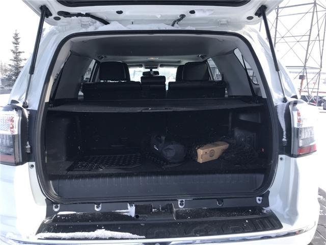 2018 Toyota 4Runner SR5 (Stk: 2807) in Cochrane - Image 17 of 23