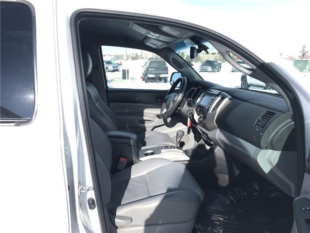 2014 Toyota Tacoma V6 (Stk: 190054B) in Cochrane - Image 10 of 21